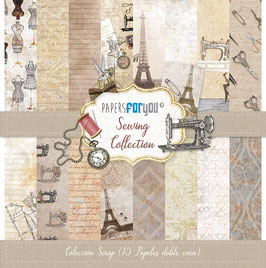 """Papers for you-Scrapbooking Papier/Sewing 12x12"""""""