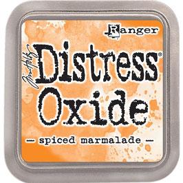 Distress Oxide Stempelkissen-spiced marmalade