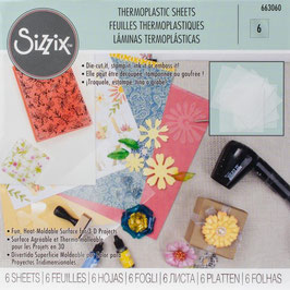 Sizzix-Thermoplastic Sheets