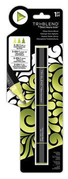 Spectrum Noir-TriBlend Marker/Citrus-Green-Blend