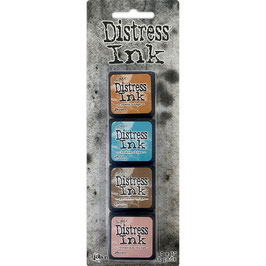 Distress Ink-Set Mini #6
