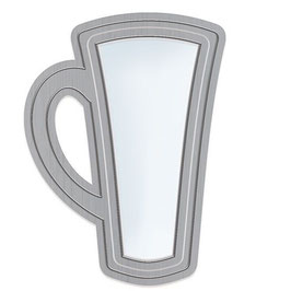 Tonic Studios-Stanz & Shaker Set/Latte Glass