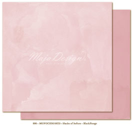 Maja Design-Shades of Sofiero/Mono Blush Rouge