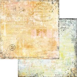 Scrapbooking-Papier Blue Fern Studios/Fluke