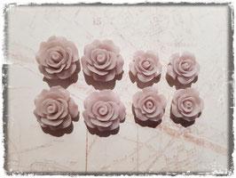 Harzblumen - altrosa