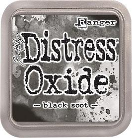 Distress Oxide Stempelkissen-black soot