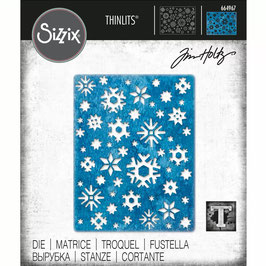 Sizzix by Tim Holtz Thinlits-Stanzform/Arctic