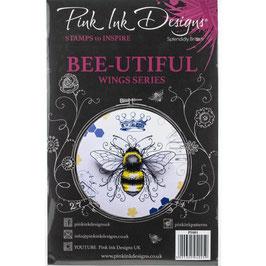 Pink Ink Designs-Stempel/Bee-Utiful