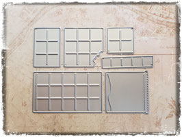 Stanzform-Schokolade 2150