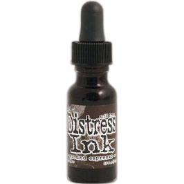 Distress Ink Nachfüller-ground espresso