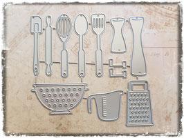 Stanzform-Küchenutensilien 3084