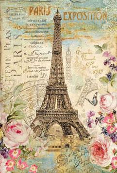 Stamperia Reispapier 33x48-DFS370