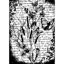 Stampers Anonymous by Tim Holtz-Stempel/Flutter