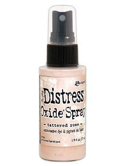 Distress Oxide Spray-tattered rose