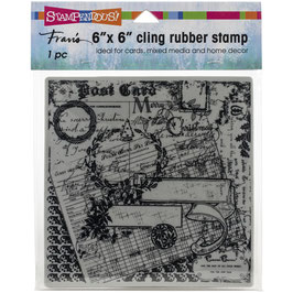 Stampendous! Stempel-Holiday Ephemera