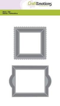Craft Emotions Stanzform-Frames 1