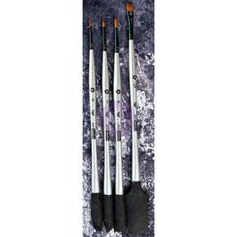 Finnabair-Art Basics Texture Brushes Set # 2