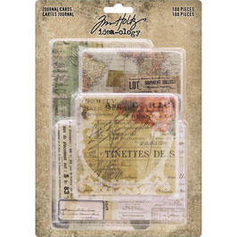 Idea-Ology by Tim Holtz/Journal Cards
