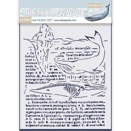 Stamperia-Stencil/KSTD056