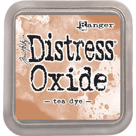 Distress Oxide Stempelkissen-tea dye