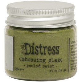 Ranger by Tim Holtz-Distress Embossing Glaze/peeled paint
