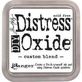 Distress Stempelkissen-DIY custom blend/Oxide