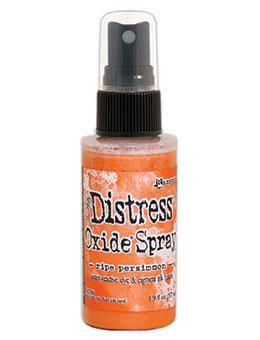 Distress Oxide Spray-ripe persimmon