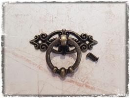 Schubladengriff - Vintage bronce mittel 323