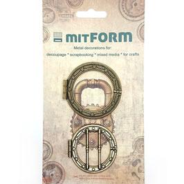 Mitform-Metall Charms/Marine 1