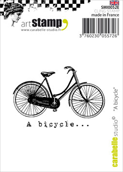 Carabelle Studio Stempel-A Bicycle