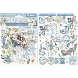 Stamperia-Die Cuts Winter Tales
