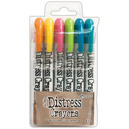 Tim Holtz-Distress Crayons #1