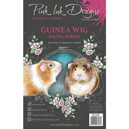 Pink Ink Designs-Stempel/Guinea Wig