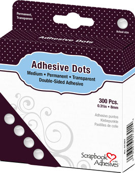 Scrapbook Adhesives-Klebepunkte Medium