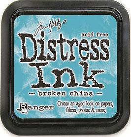Distress Ink-broken china
