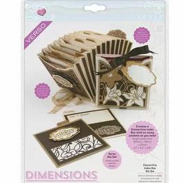 Tonic Studios Stanzform-Dimensions/Concertina Index Box
