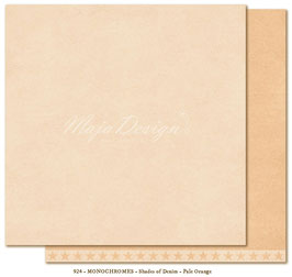 Maja Design-Shades of Denim/Pale Orange