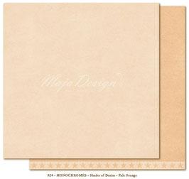 Maja Design-Shades of Denim/Pale Orange