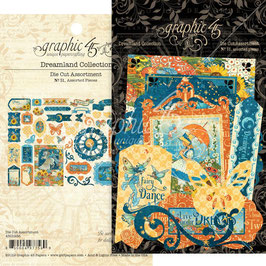Graphic 45-Cardstock Dreamland