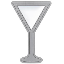 Tonic Studios-Stanz & Shaker Set/Small Cocktail Glass