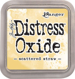 Distress Oxide Stempelkissen-scattered straw