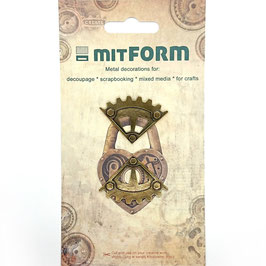 Mitform-Metall Charms/Corners 6