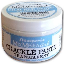 Stamperia Crackle Paste-Transparent 150ml