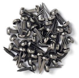 Doodlebug-Mini Brads-Gunmetal