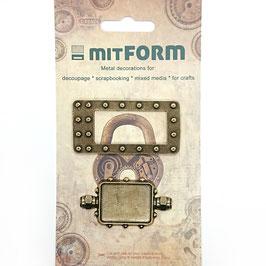 Mitform-Metall Charms/Frame 2