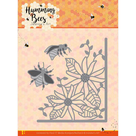 Find It Trading Stanzform-Humming Bees/Flower Corner