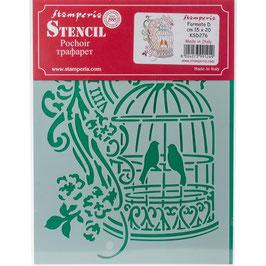 Stamperia-Stencil/KSD276