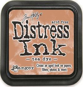 Distress Ink-tea dye