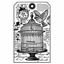 Stamperia-Stempel/Little Cage