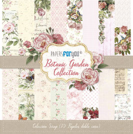 "Papers for you-Scrapbooking Papier/Botanic Garden 12x12"""